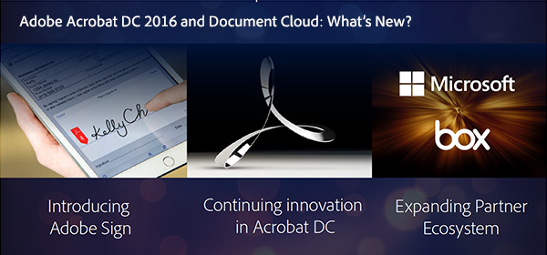Compare Versions: The Differences Between Acrobat DC vs  XI